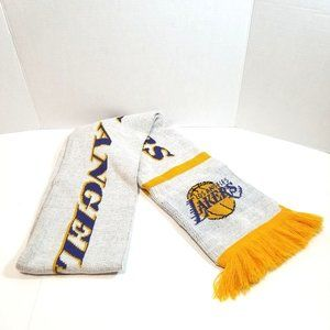 Los Angeles Lakers Unisex Winter Scarf